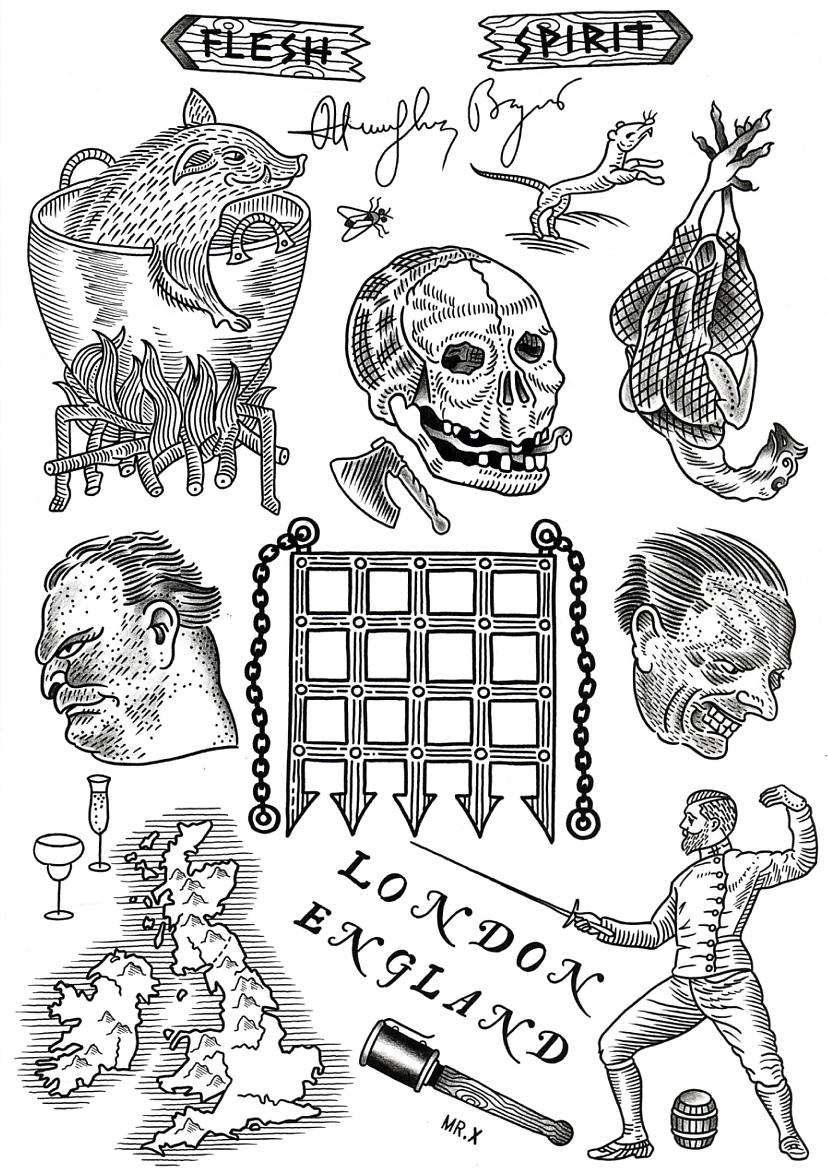 cool prison drawings